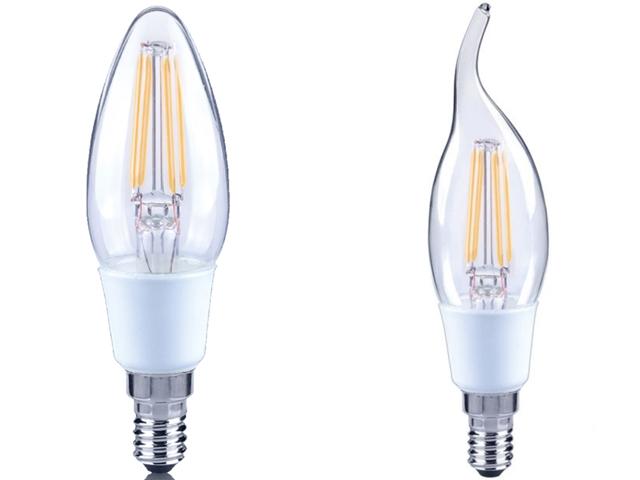 LED  E14  燈絲燈泡