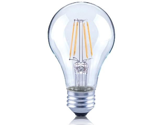 LED E27 燈絲燈泡 4W(黃光)