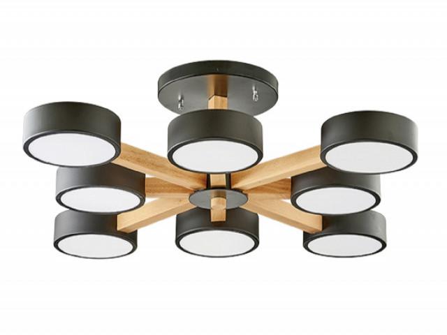 LED半吸頂燈(V-1851)