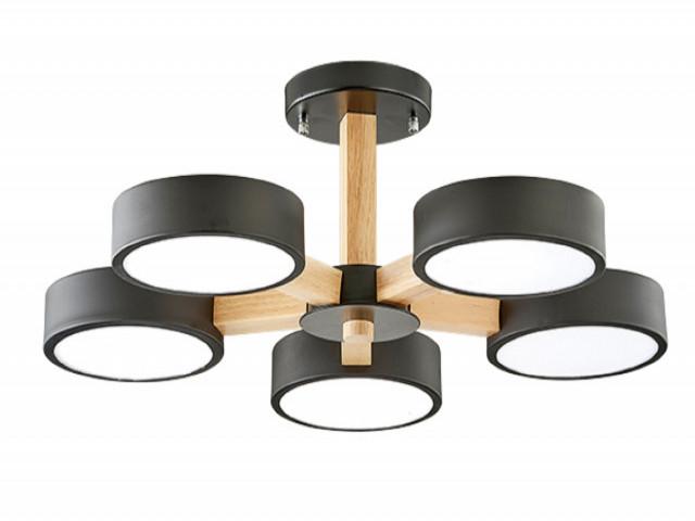LED半吸頂燈(V-1853、V-1854)