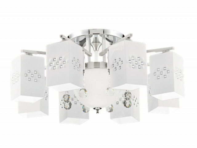半吸頂燈(V-2691)