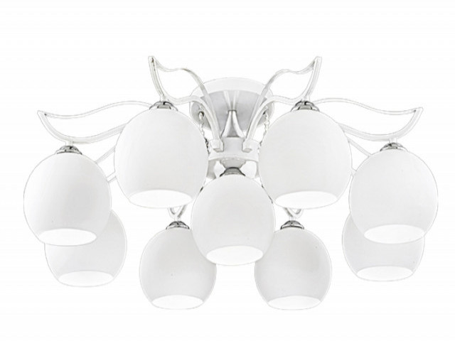 半吸頂燈(V-2821)