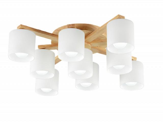 半吸頂燈(V-3041)