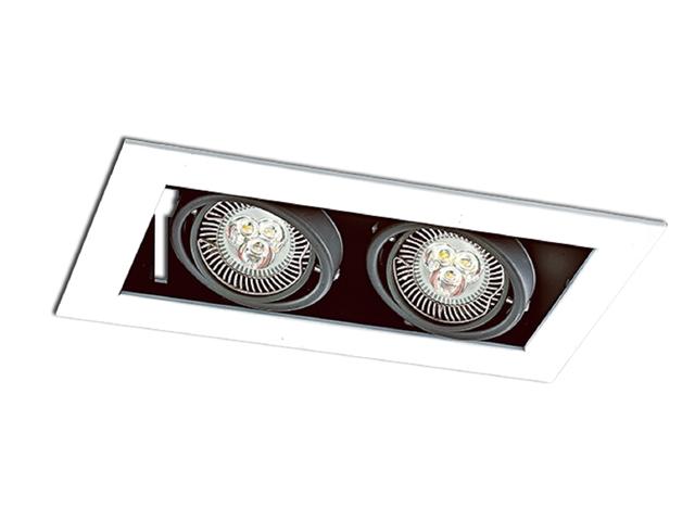 方形崁燈(V-5917)