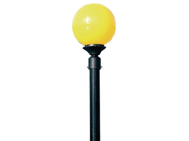 "高柱燈-燈罩(V-6096)10"""