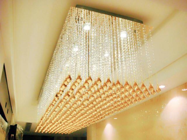 新竹豪宅-訂製燈具